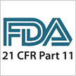 FDA CFR21 Part 11 Compliance